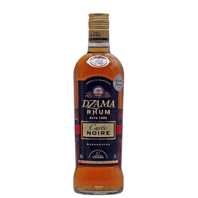 Dzama Cuvèe Noire Rhum 0,7 L 40% vol
