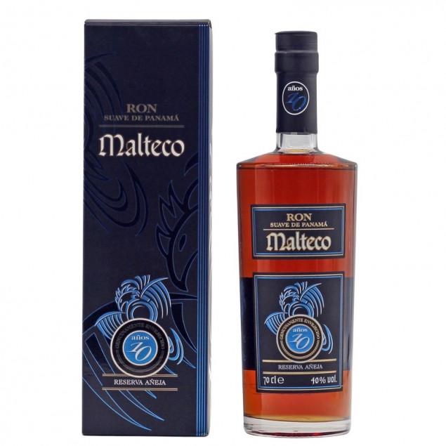 Ron Malteco Rum 10 Jahre 0,7 L 40% vol