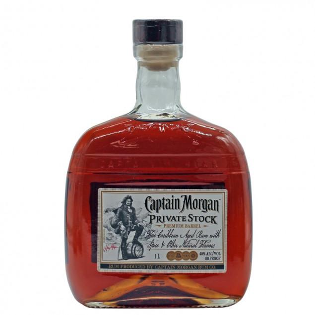 Captain Morgan Private Stock 1 L 40% vol