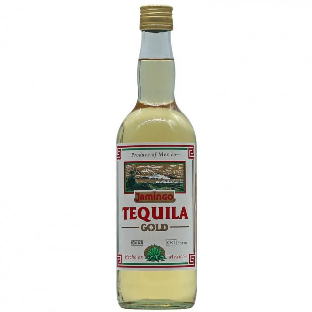 Jamingo Gold Tequila 0,7 L 38% vol