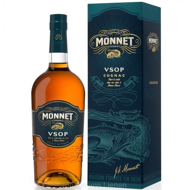 Monnet Cognac VSOP 0,7 Ltr. 40%vol