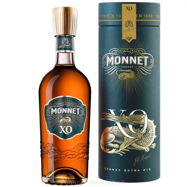 Monnet Cognac XO 0,7 Ltr. 40%vol