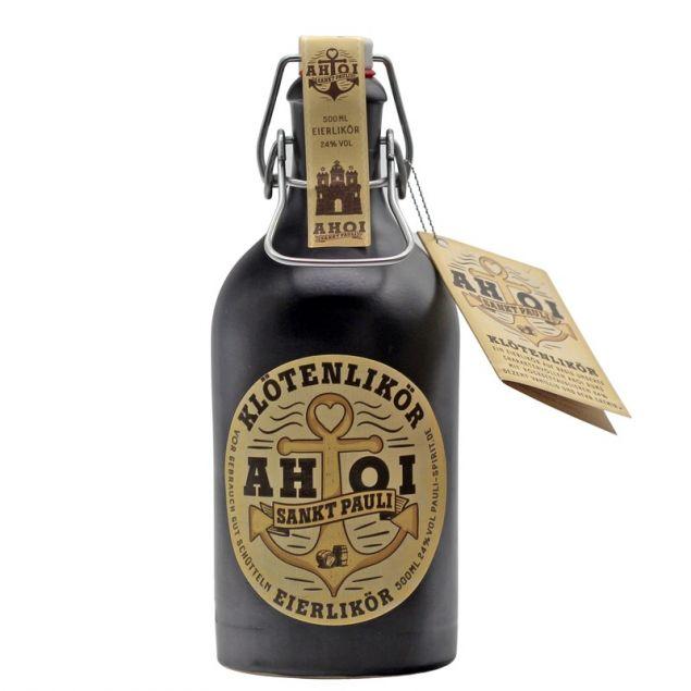 Ahoi Sankt Pauli Klötenlikör 0,5 L 24% vol