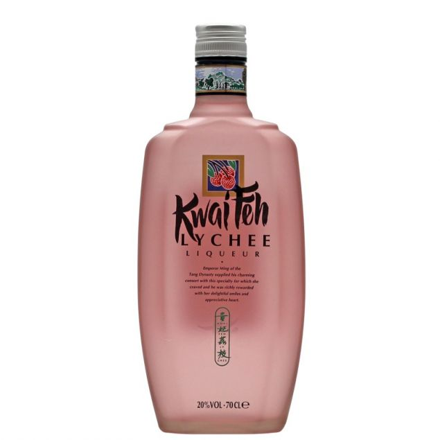 Kwai Feh Lychee Liqueur 0,7 L 20% vol