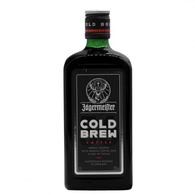 Jägermeister Cold Brew Coffee Likör 0,5 L 33% vol