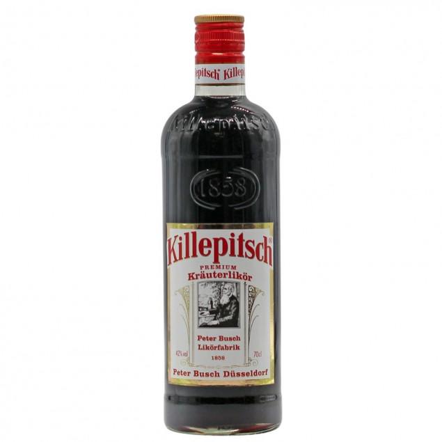 Killepitsch Kräuterlikör 0,7 L 42% vol