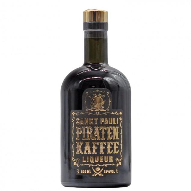 Sankt Pauli Piraten Kaffee Liqueur 0,5 L 35% vol