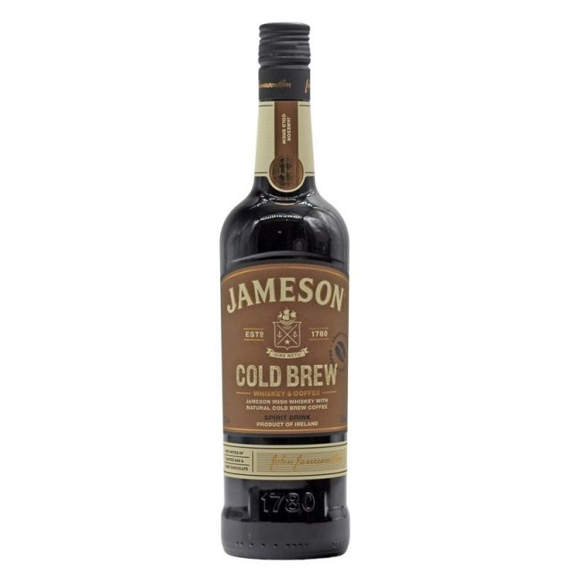 Jameson Cold Brew Limited Edition Kaffeelikör 0,7 L 30% vol