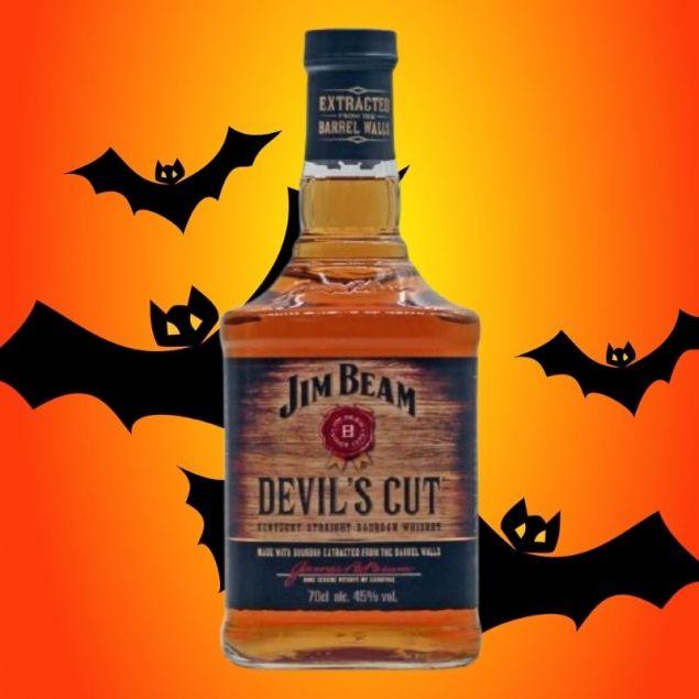 Jim Beam Devils Cut 0,7 L 45%