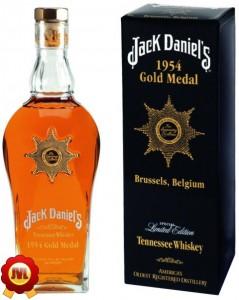 Jack Daniels 1954 Gold Medal