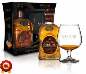 Cardhu 12 Years mit Glas