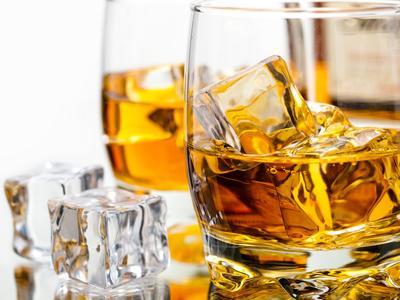 Scotch und Bourbon