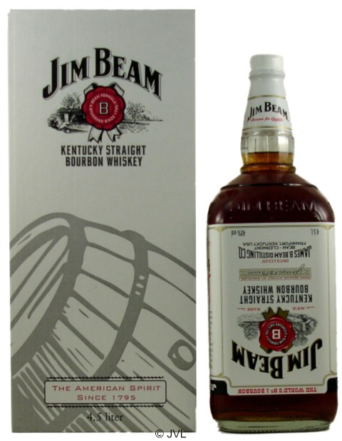 Jim Beam 4,5 Liter