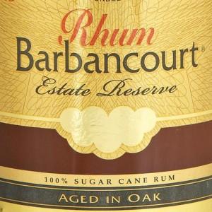 Barbancourt Rum