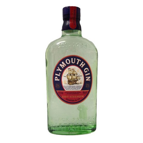 Der Plymouth Gin Navy Strength
