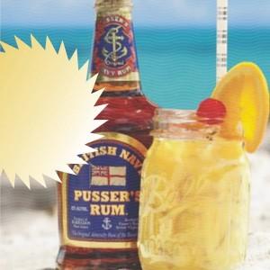 Painkiller mit Pussers Rum