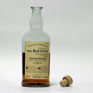Flasche The Balvenie 12 Doublewood mit Korken