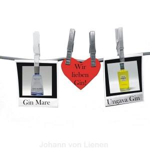 wir lieben Gin