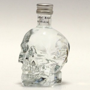 Crystal Head Vodka Miniaturflasche