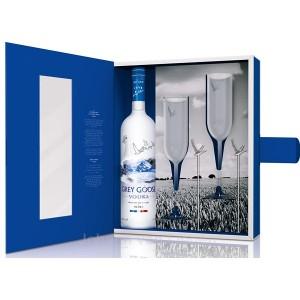 Grey Goose Vodka Geschenkset