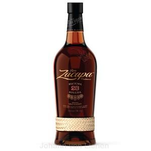 Ron Zacapa 23 - die neue Flasche