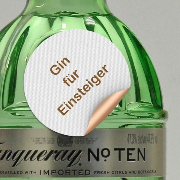 Gin für Einsteiger