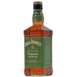 eine Flasche Jack Daniel's Tennessee Apple