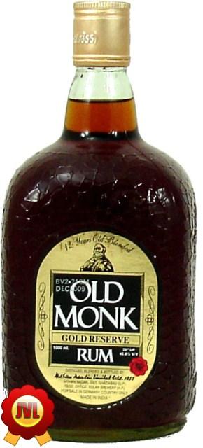 Old Monk Rum 12 Jahre