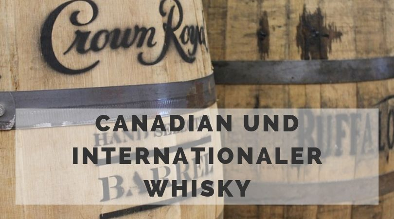 Canadian/ Internat. Whisky