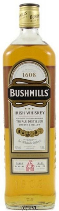 Bushmills Original Irish Whiskey 1,0 Ltr 40%vol
