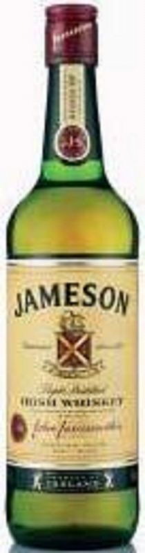 John Jameson Triple Distilled Irish Whiskey 0,7 L 40%vol