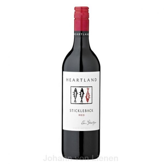 Stickleback Red Heartland Wines 2015 0,75 L 14,5%vol