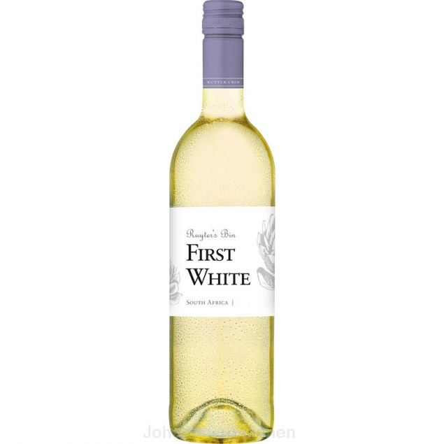 Ruyter's Bin First White 2019 0,75L