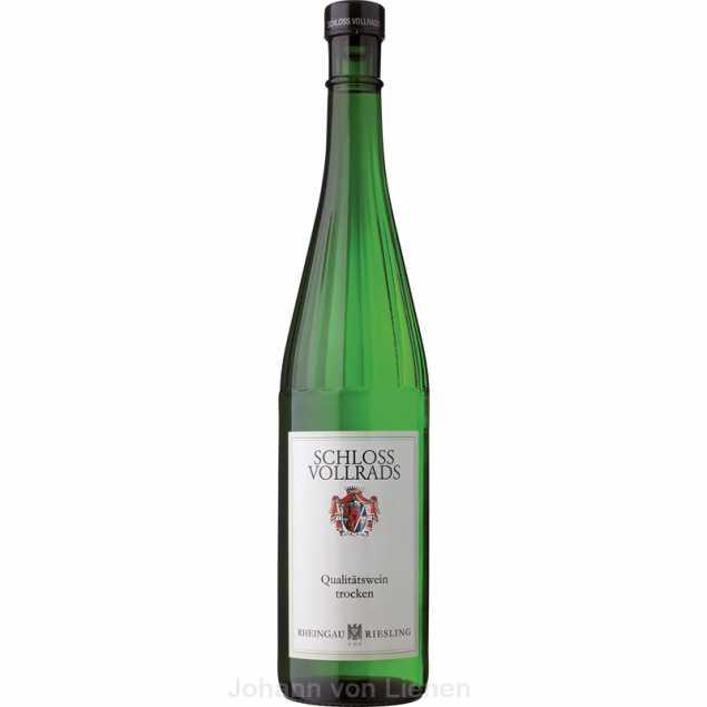 Deutsche Weine Schloss Vollrads Riesling QbA trocken 0,75 L 12,5%vol
