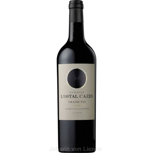 L'Ostal Cazes Grand Vin 0,75 L 14,5%vol
