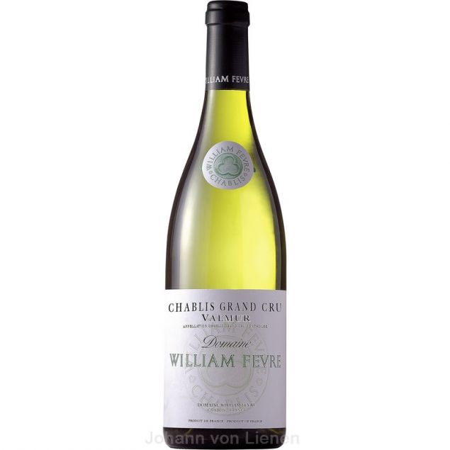 William Fèvre Chablis Valmur Grand Cru AOC 0,75 L 12%vol