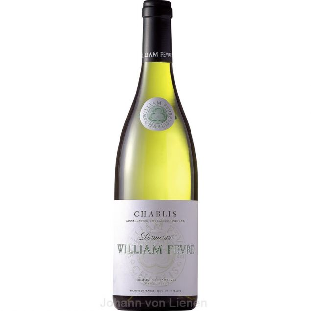 Domaine William Fèvre Chablis 0,75 L 12,5%vol