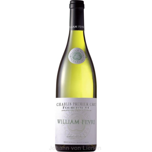 William Fèvre Chablis Premier Cru Fourchaume 0,75 L 13%vol