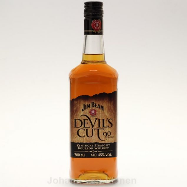 Jim Beam Devils Cut 0,7 L 45%