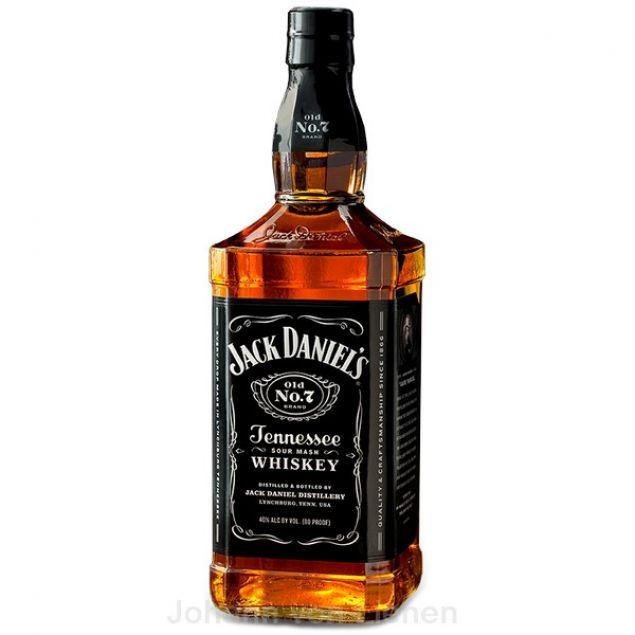 Jack Daniel's Black Label 0,7 L 40%vol