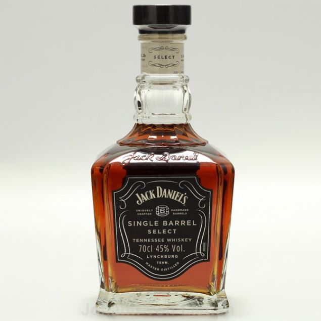 Jack Daniel's Single Barrel 0,7 Ltr. 45%
