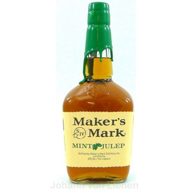 Maker's Mark Mint Julep Pre-Mix 1 Ltr. 33%