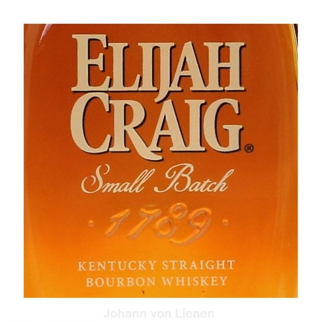 Elijah Craig Small Batch 0,7 L 47%vol