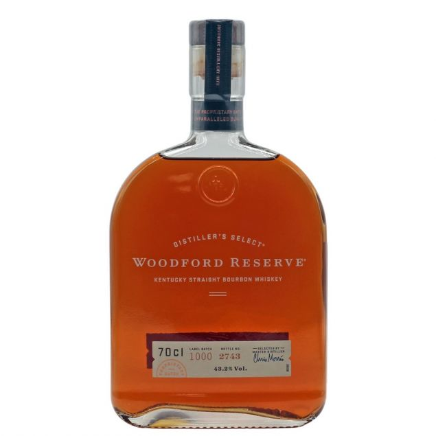 Woodford Reserve 0,7 Ltr 43,2%vol