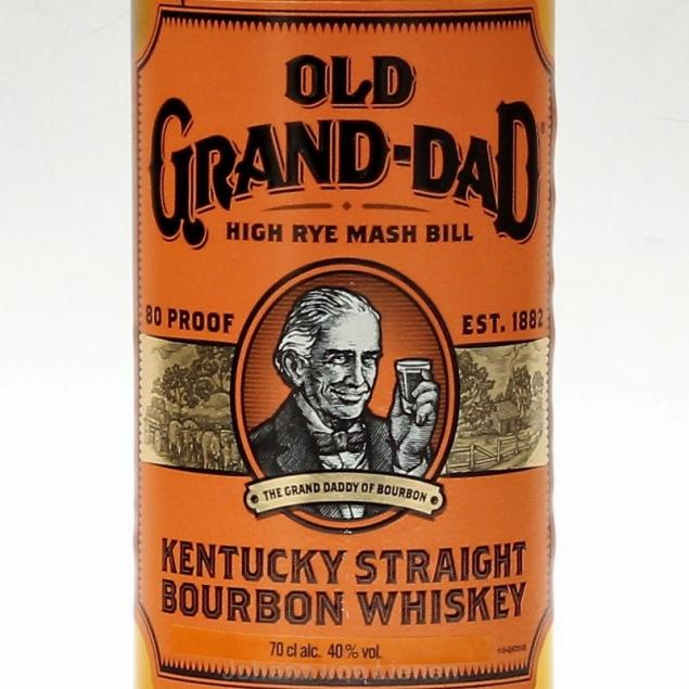 Old Grand Dad Bourbon 0,7 Ltr 40%