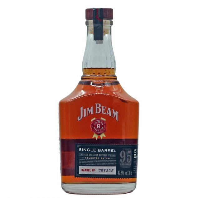 Jim Beam Single Barrel 0,7 L 47,5%vol