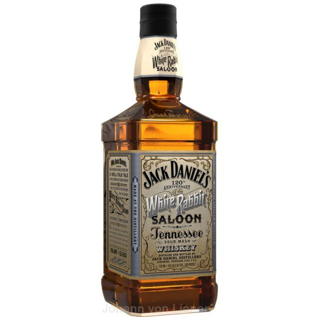 Jack Daniels White Rabbit Saloon 0,7 L 43%