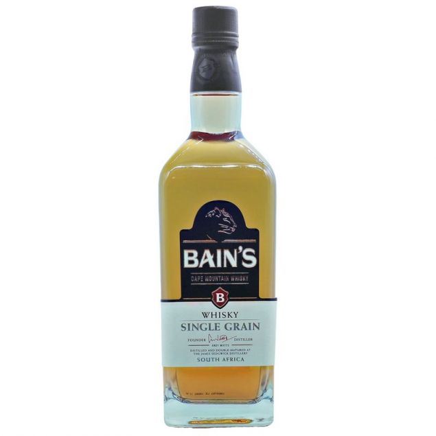 Bain's Cape Mountain Single Grain Whisky 0,7 L 40%vol