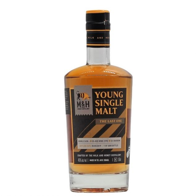 Milk & Honey Young Single Malt 0,5 L 46% vol