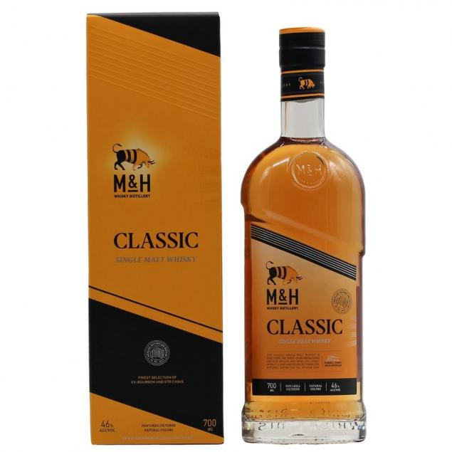 Milk & Honey Classic Single Malt 0,7 L 46% vol